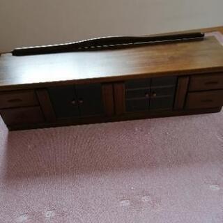 0507-3 テレビボード 現状 大きめ