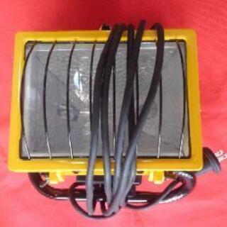 ハロゲン投光器 合計7個