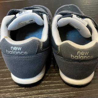 15.5センチ ニューバランス996 子供 靴