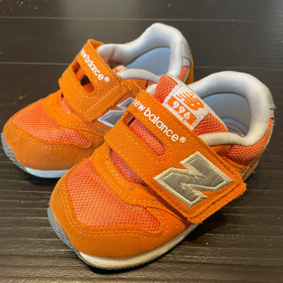 ニューバランス 子供用 靴 14.5