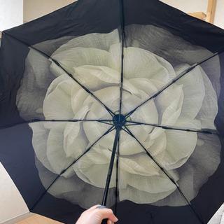 晴雨兼用ジャンプ開閉折りたたみ傘