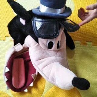 ディズニーのウルフミッキー