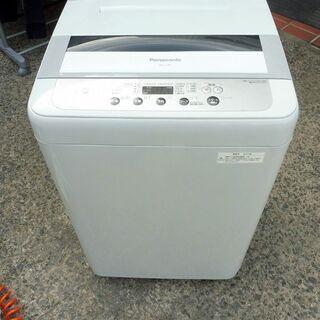 パナソニック全自動洗濯機 NA-F504K 5kg 2011年製 中古
