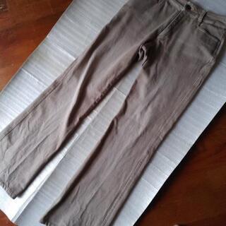 ストレッチ綿パンツ