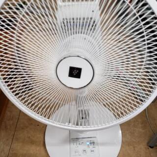 日用品 20シャープ SHARP 扇風機 PJ-C3AS-W 中...