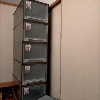 押し入れ用 収納ケース 8個