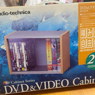 DVD、本収納 新品