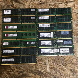 (M5217-00) 2GB PC用 メモリ 13枚セット…
