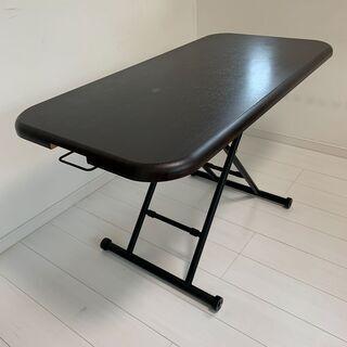 無段階昇降式 ローテーブル