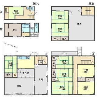 湯浅町湯浅中古住宅8部屋