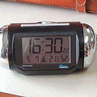 大音量目覚まし時計 デジタルスーパーライデン NR523K /D...