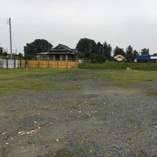 土地の賃貸借(水戸IC、イオン水戸内原近く)