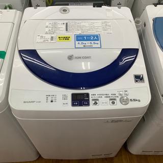 SHARP 2012年製全自動洗濯機売ります。