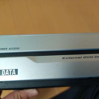 DVD RW ドライバー差し上げます。