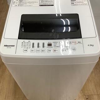 Hisense(ハイセンス)の全自動洗濯機2017年製(HW-T...