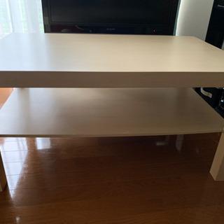 IKEAのセンターテーブルお譲りします。