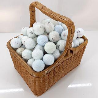 ゴルフボール 187個セット 中古品 /AJ-0007-U1