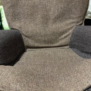 1人用ぐるぐる回る椅子
