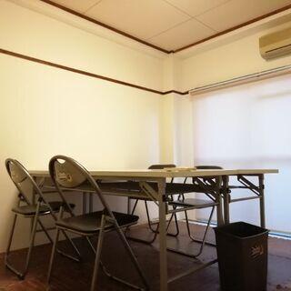 貸オフィス シェアROOM リフォーム済み 綺麗な部屋