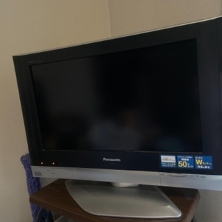 【お取引中】Panasonic 32インチテレビ 中古
