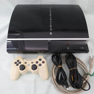 PS3 CECH-HOO  40G Ve 4.85  セッ…