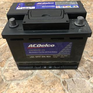 バッテリー LN2 GP47 ACDelco