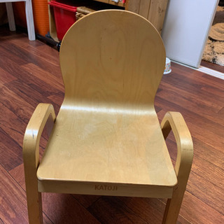 西松屋購入子どもの椅子