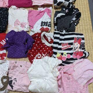 【ネット決済】子供服、女の子サイズ夏物90-95まとめ売り