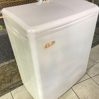 日立 HITACHI 2層式電気洗濯機 PH-H45L形 50/...