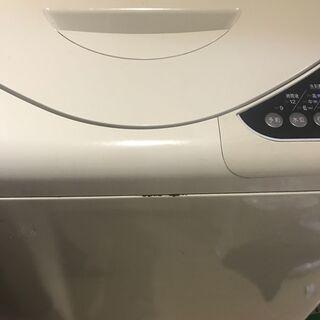 洗濯機 あげます 浴槽除菌と表面アルコールふきとり