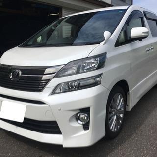 【ネット決済】★トヨタ ヴェルファイア  ZG V6 低走行★