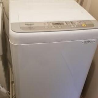 パナソニック洗濯機♪5kg♪ NA-F50B11 [201…