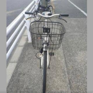 自転車 ママチャリ