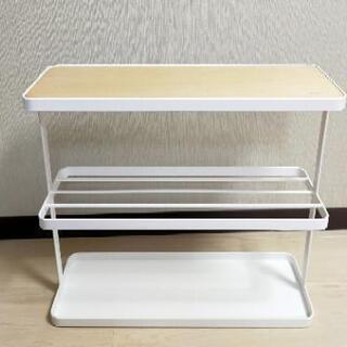 サイドテーブル☆ホワイト