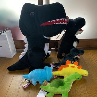 恐竜6点セット