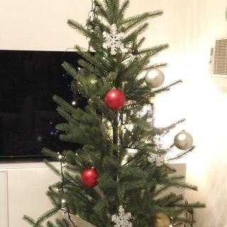 IKEA  クリスマスツリー 180cm