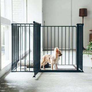 北欧スタイルのお洒落な犬用ケージ 元値30,000円以上