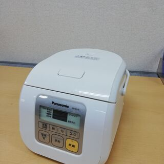 Panasonic 電子ジャー炊飯器 SR-ML05 2013年...