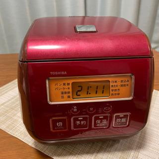 【炊飯器】東芝・RC-5SG【2013年製】