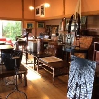 いすみ ブラン いすみ市のアンティーク家具が中心のショップです。