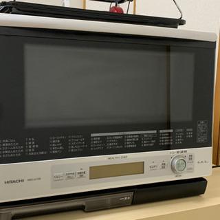 日立 オーブンレンジ MRO-LV100(W)2013年製