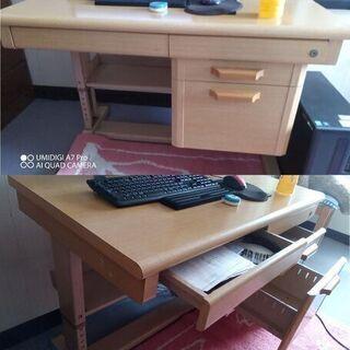 小学生が使うようなシステムデスクの机の部分【指定日に取りに来てく...
