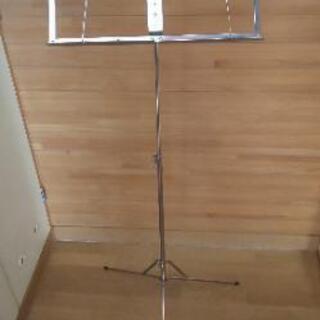 折り畳み 譜面台 譜面立て コンパクト 折り畳み時64㌢