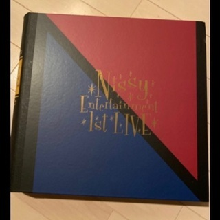 Nissy LIVE DVD Blu-ray