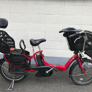 子供乗せ電動自転車 ブリヂストンアンジェリーノ  子供シー…