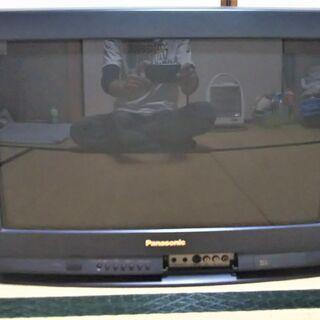 パナソニック ブラウン管テレビ TH-24W30