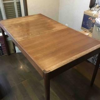 木製 ダイニングテーブル