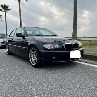 【ネット決済】BMW E46 318ci 車検たっぷり AT