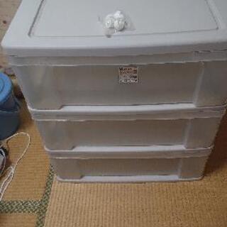3段ボックス