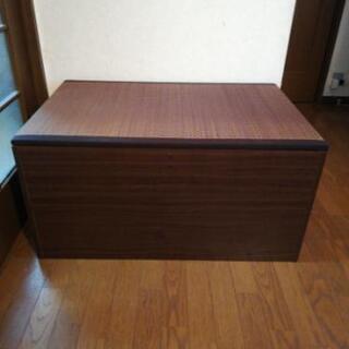 【未使用】収納畳ベンチ 畳収納  収納ボックス